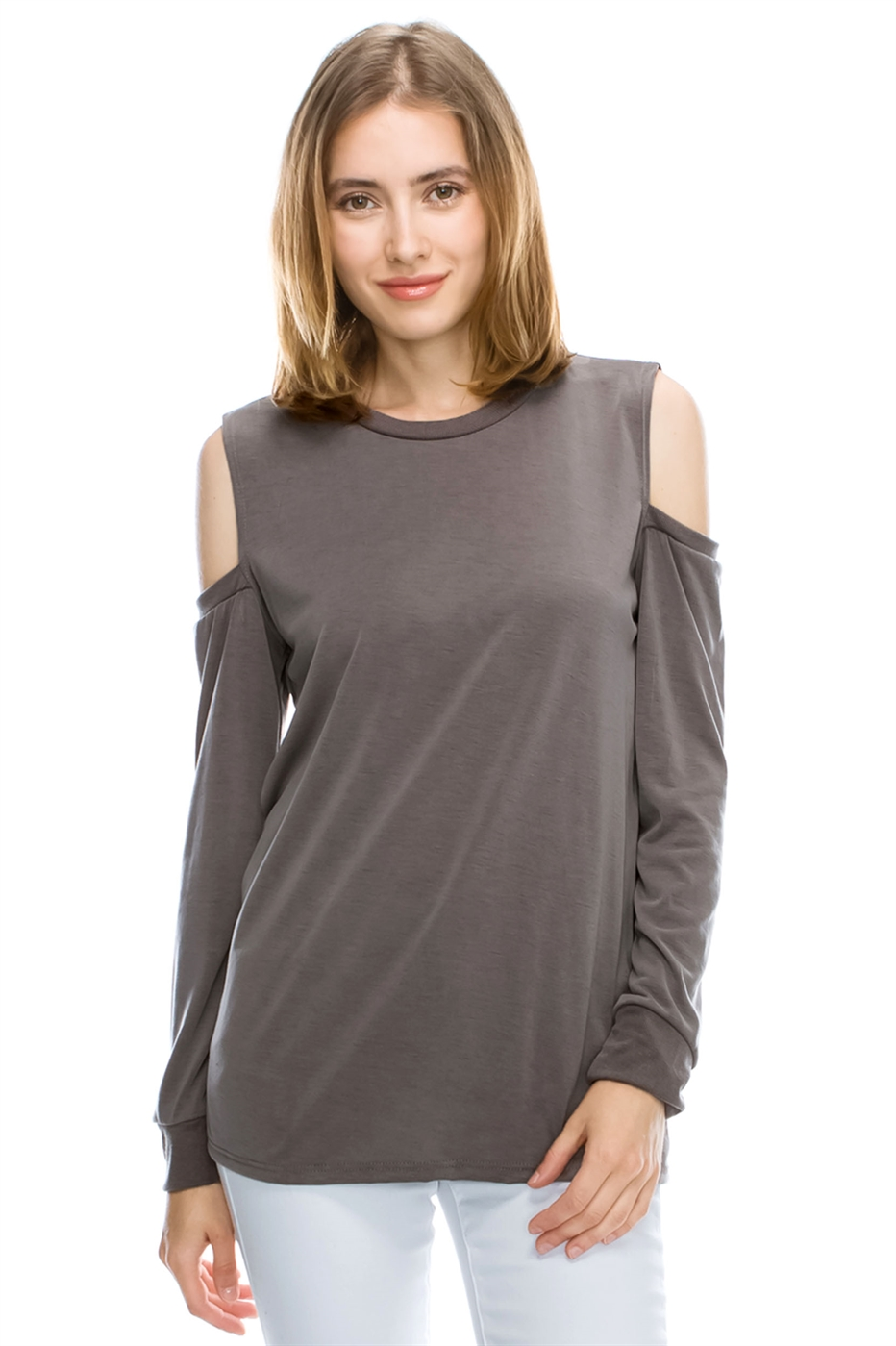 OPEN SHOULDER TOP - orangeshine.com
