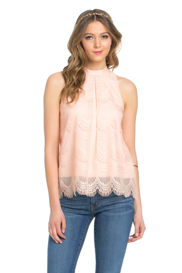 LACE TOP - orangeshine.com