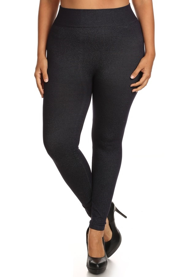 Magical Super Stretchy legging - orangeshine.com