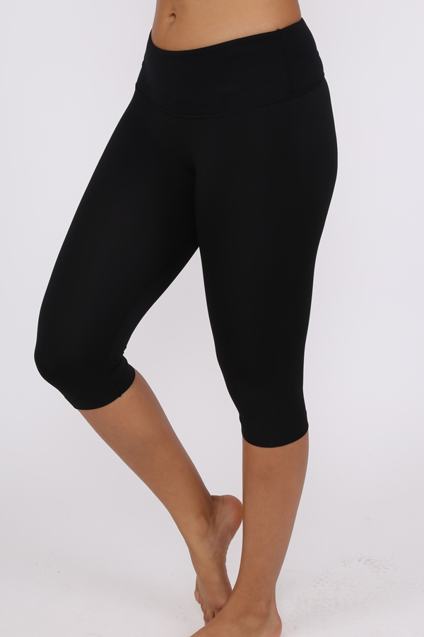 Active Basic Capri - orangeshine.com