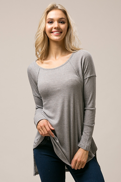 Thermal Sweater Knit - orangeshine.com