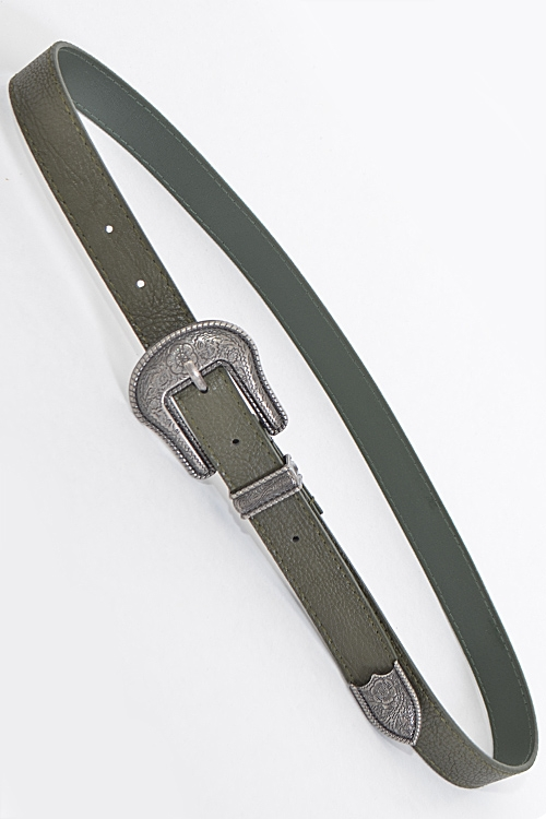 Trendy Antique Inspired Belt - orangeshine.com