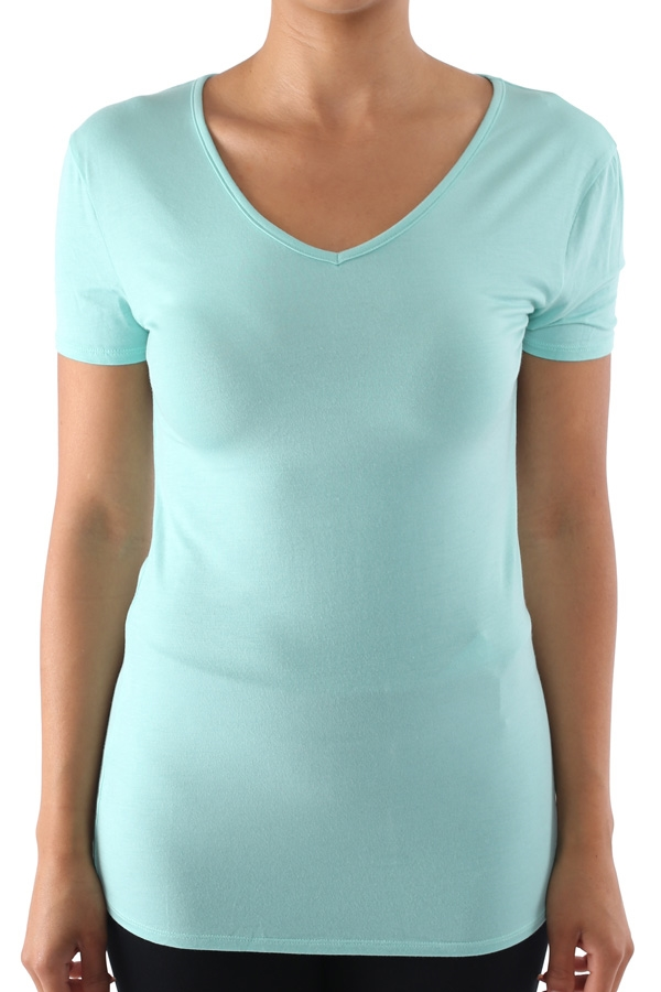 V-NECK TOP - orangeshine.com