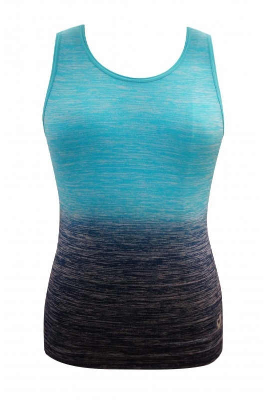 Kids Active Tank Tops Ombre - orangeshine.com