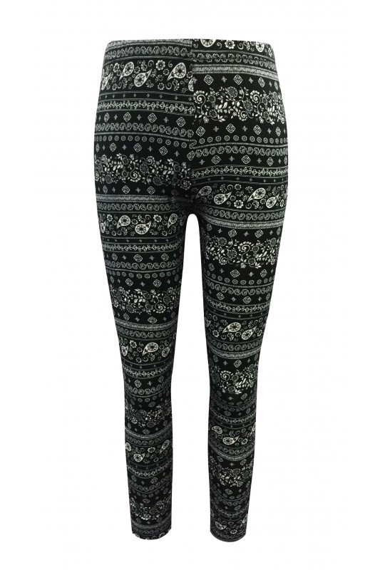 Big Kids leggings Bohemian - orangeshine.com