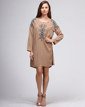 TRIBAL DRESS - orangeshine.com