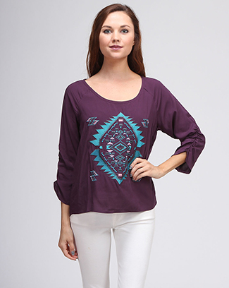 TRIBAL TOP - orangeshine.com