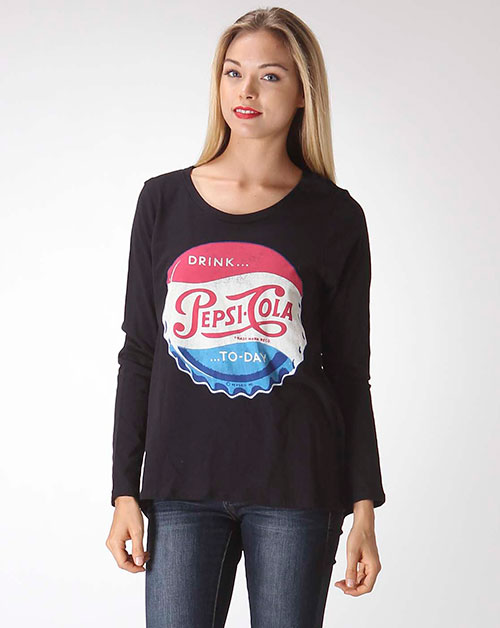 PEPSI LONG SLEEVE - orangeshine.com