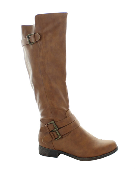 BUCKLED BOOTS - orangeshine.com
