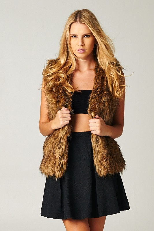 Online shopping for Faux Fur Vest from a great selection of clothing & accessories at incredibly competitive prices with guaranteed quality. Coming in various styles and designs, our Faux Fur Vest selection is perfect for you to add style to your look. Shop now and save on Faux Fur Vest.