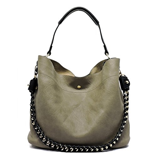 2-in-1 Bucket Shoulder Bag - orangeshine.com