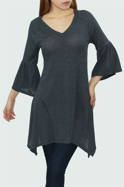 SOLID TUNIC - orangeshine.com