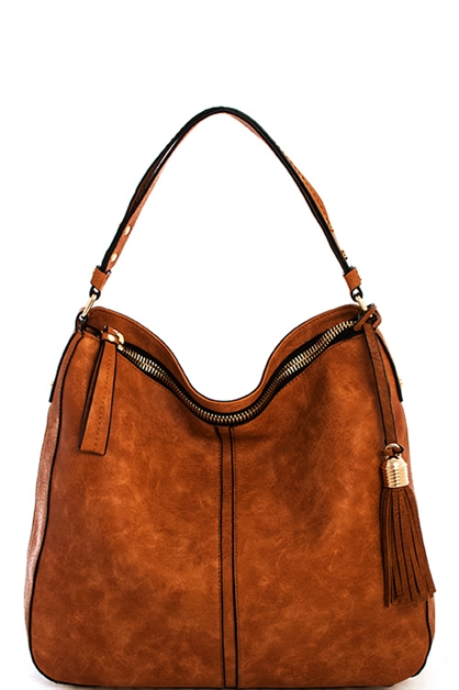 Tassel Princess Hobo Bag - orangeshine.com