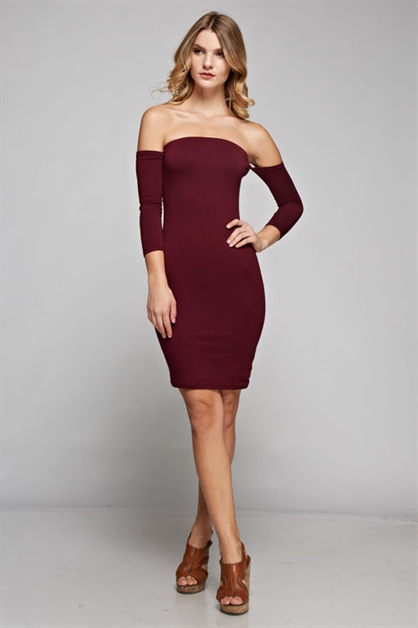 double layered dress - orangeshine.com