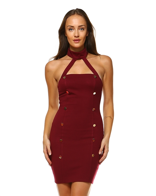Sexy me Dress - orangeshine.com