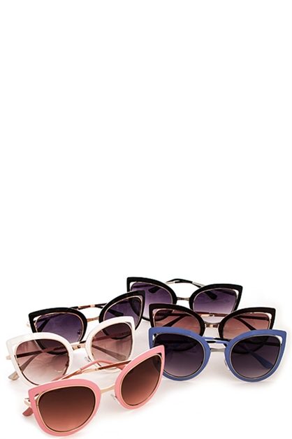 Fashion Trendy Chic Sunglasses - orangeshine.com