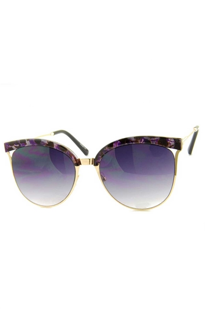 CAT EYE FASHION SUNGLASSES - orangeshine.com