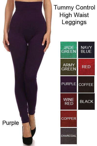 HIGH WAISTED LEGGING - orangeshine.com