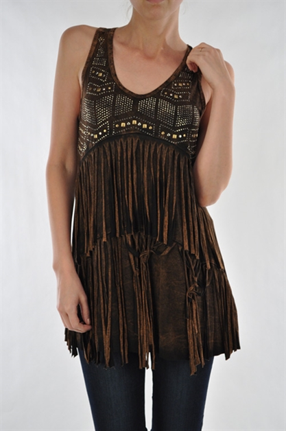 FRINGE TOP - orangeshine.com