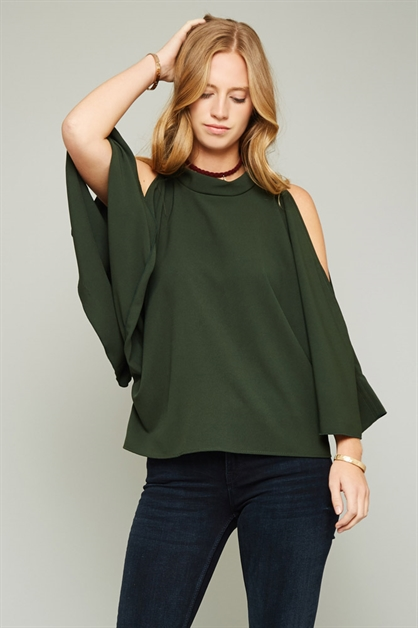 PONCHO TOP - orangeshine.com