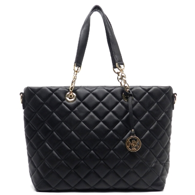 NX Quilted Shopper Tote - orangeshine.com