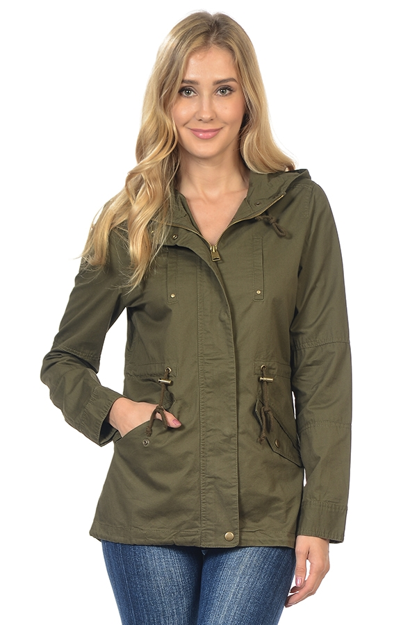 SAFARI JACKET - orangeshine.com