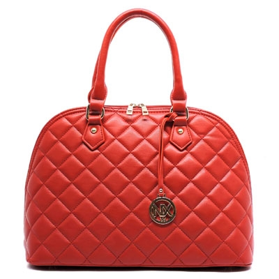 NX Quilted Dome Satchel - orangeshine.com