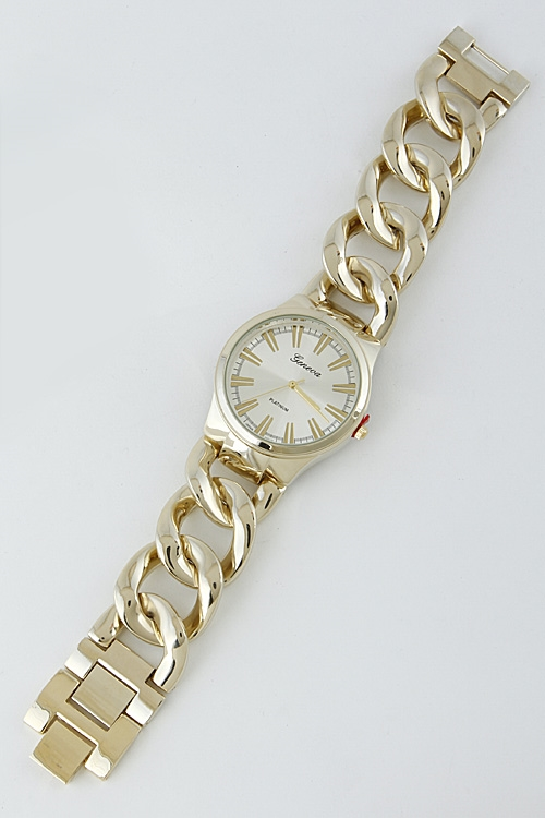 Chain Wrapped Formal Watch - orangeshine.com