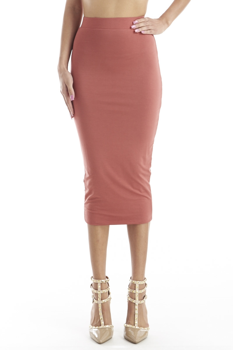 MODAL DOUBLE LAYER SKIRTS - orangeshine.com