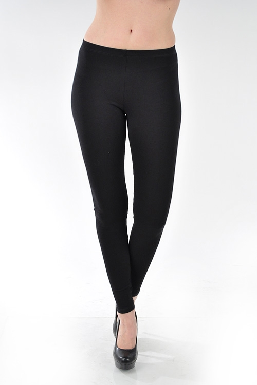 COTTON BASIC LEGGING - orangeshine.com