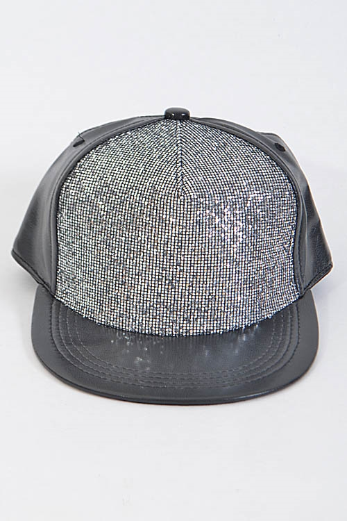 Shiny Multi Toned Cap - orangeshine.com