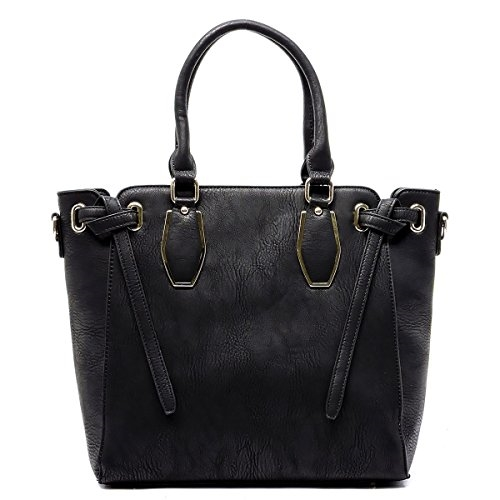 Top Handle Day Satchel Tote - orangeshine.com