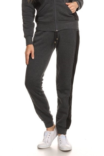Womens active fleece pants - orangeshine.com