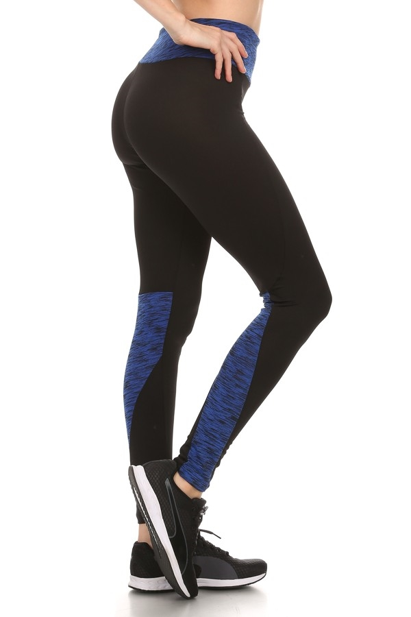 Sport Leggings Legs Panels - orangeshine.com