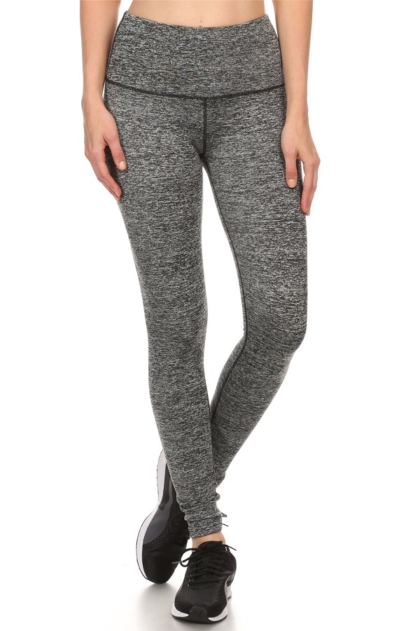 Activewear Fleece Leggings - orangeshine.com