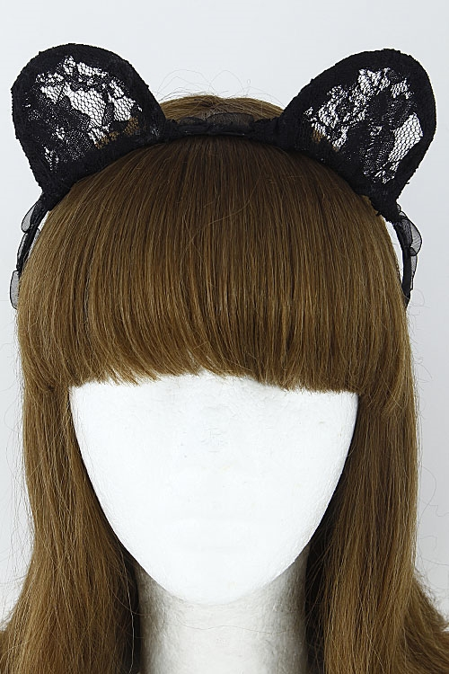Mouse Lacey Head Band - orangeshine.com