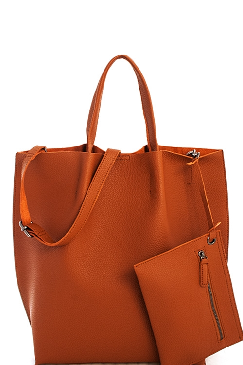 Street Level Chic Tote - orangeshine.com