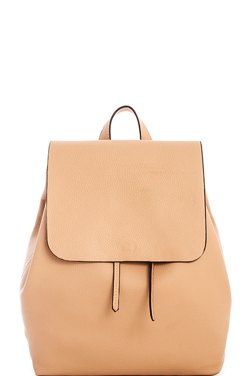 Street Level Chic Backpack - orangeshine.com