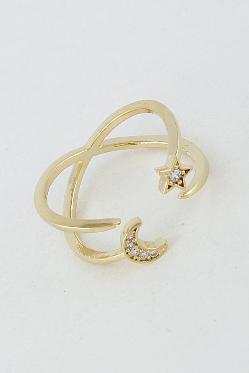 Astrological Inspired Ring - orangeshine.com