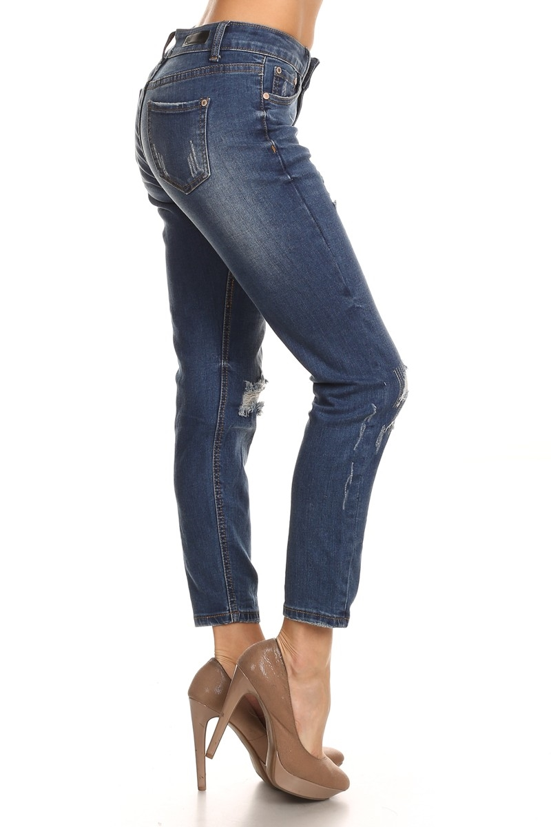 COTTON JEANS ACP-775 - orangeshine.com