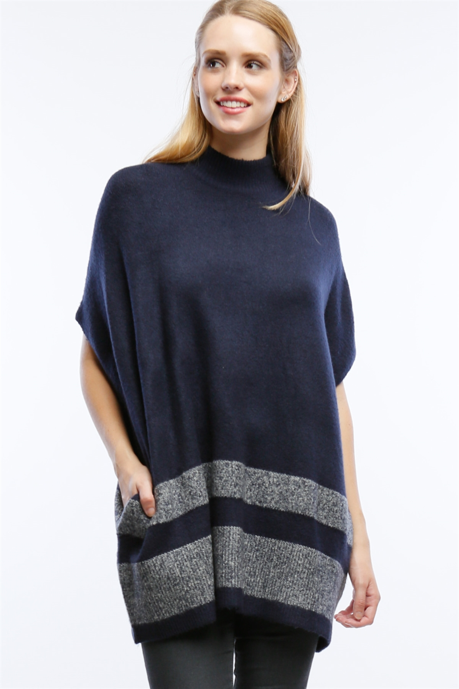 Over-sized Sweater - orangeshine.com