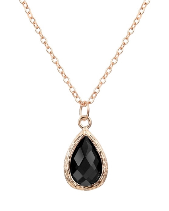 Crystal Pendant Necklace - orangeshine.com