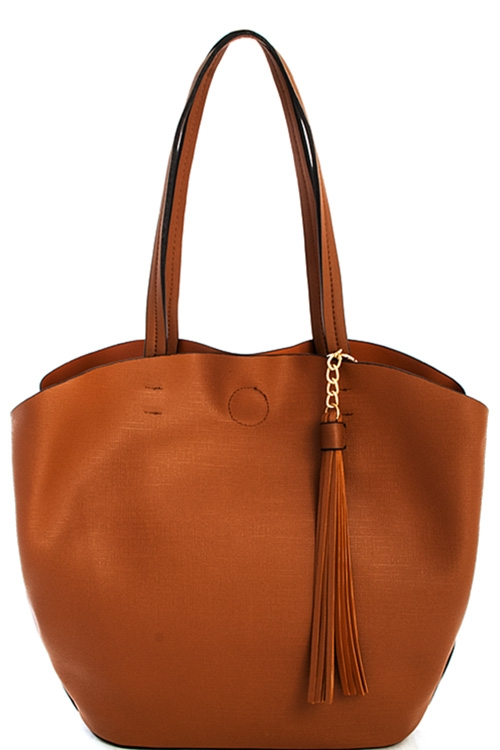 Designer Tassel Changing Bag - orangeshine.com