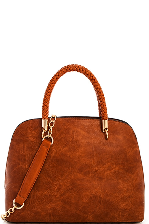 Fashion Chic Princess Satchel - orangeshine.com