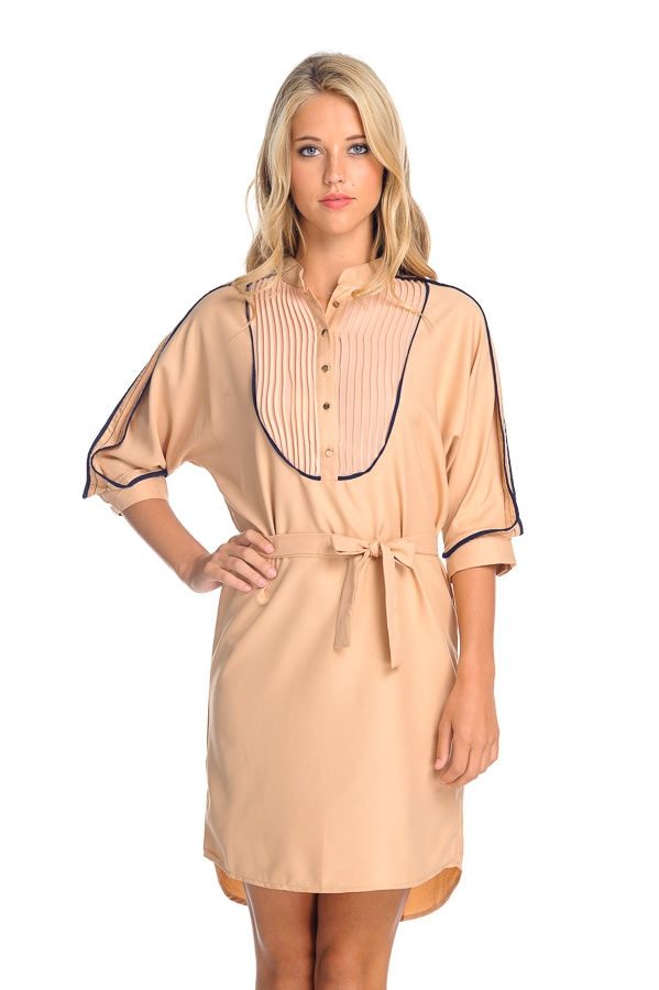 Basic Dress - orangeshine.com