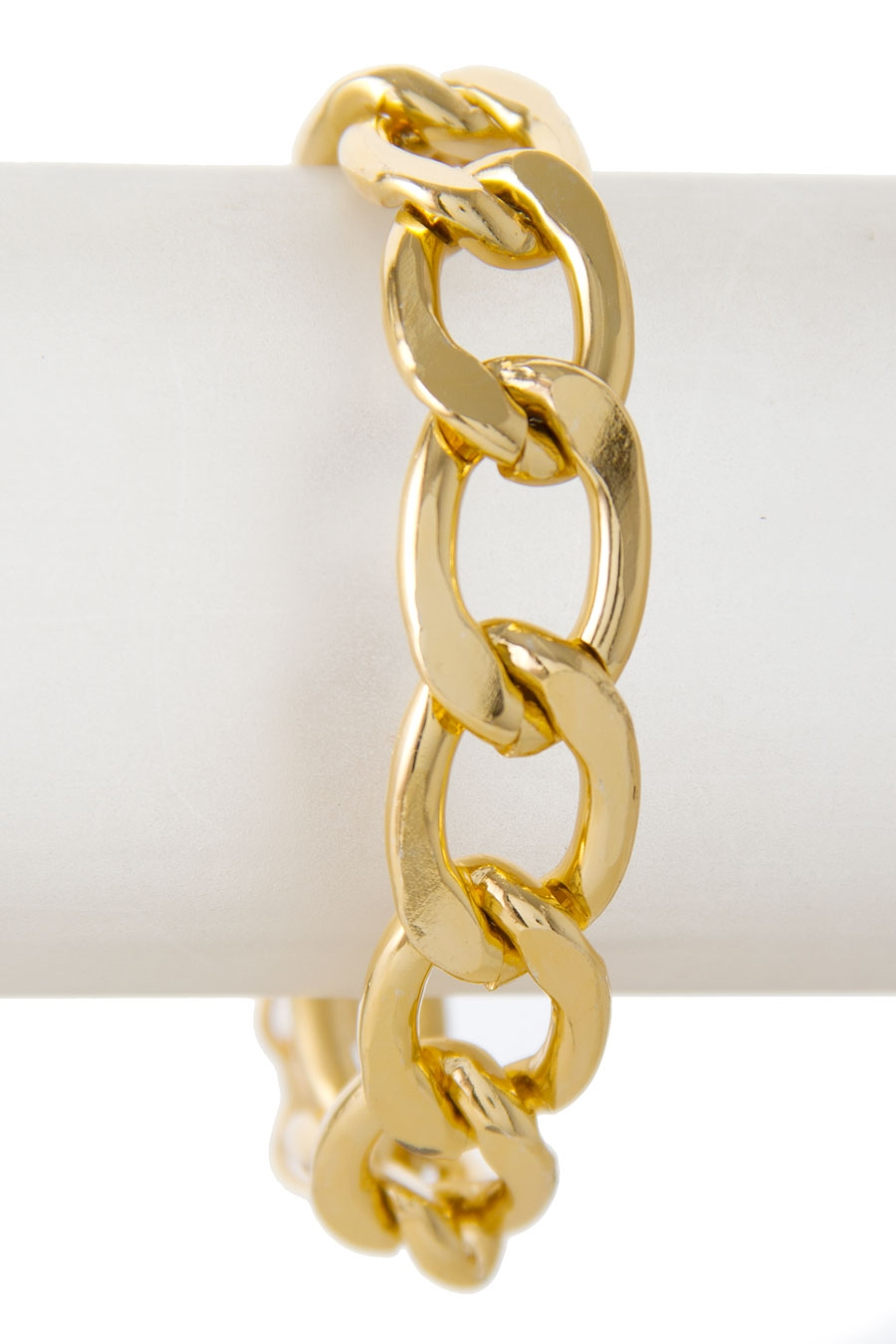 LARGE CURB CHAIN BRACELET - orangeshine.com