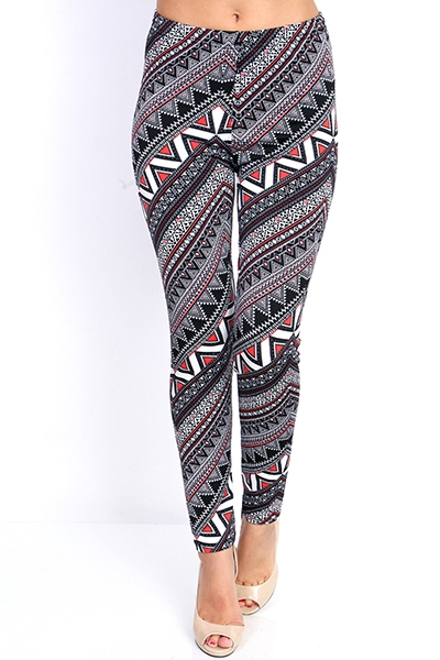 IMPORTED FLEECE LEGGINGS - orangeshine.com