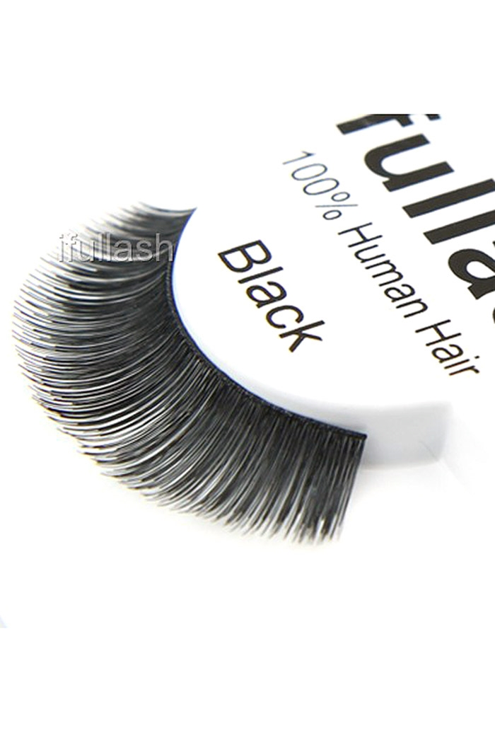 Human Hair Eyelashes - orangeshine.com