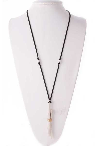 MULTI BAR FASHION NECKALCE - orangeshine.com