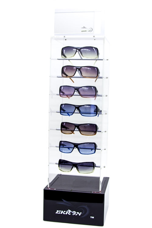 Display with Sunglasses - orangeshine.com